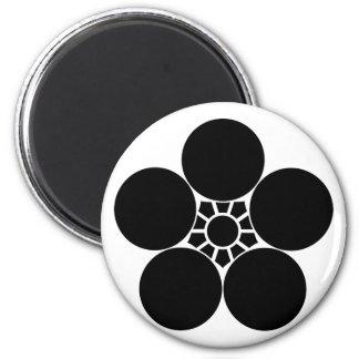 Plum bowl magnets