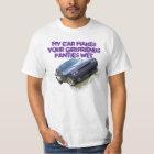 Plum Crazy Purple Challenger T-Shirt