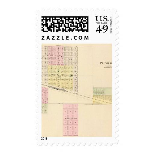 Plum Creek, Nebraska Stamps