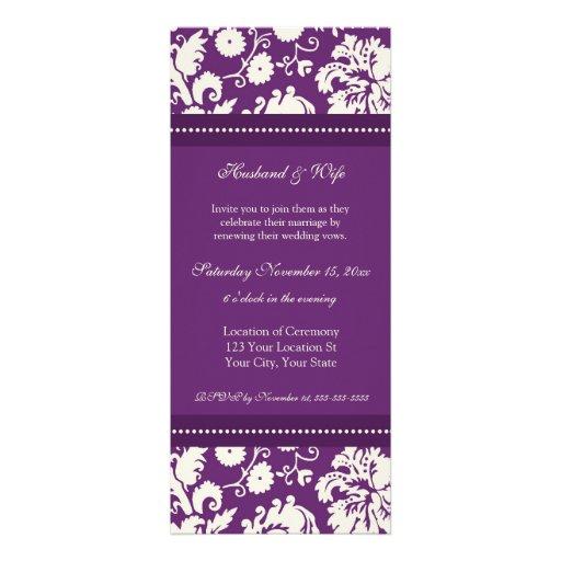 Wedding Renewal Invitations was awesome invitations design