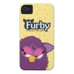 Plum Fairy Furby iPhone 4 Covers