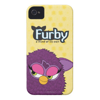 Plum Fairy Furby iPhone 4 Covers