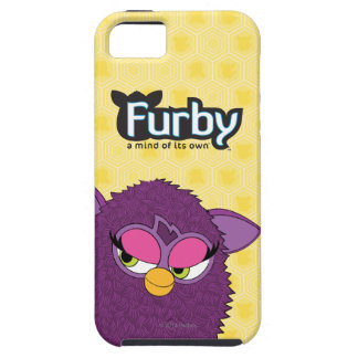 Plum Fairy Furby iPhone 5 Covers