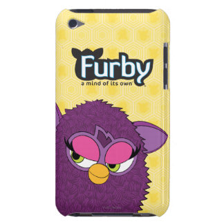 Plum Fairy Furby iPod Touch Covers