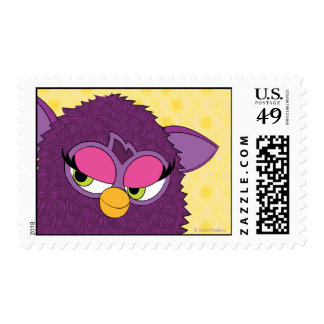 Plum Fairy Furby Postage Stamps