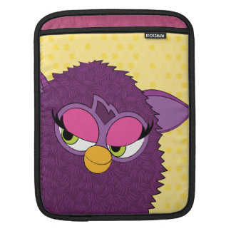 Plum Fairy Furby Sleeves For iPads