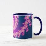Plum - Fractal Mug