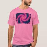 Plum - Fractal T-Shirt