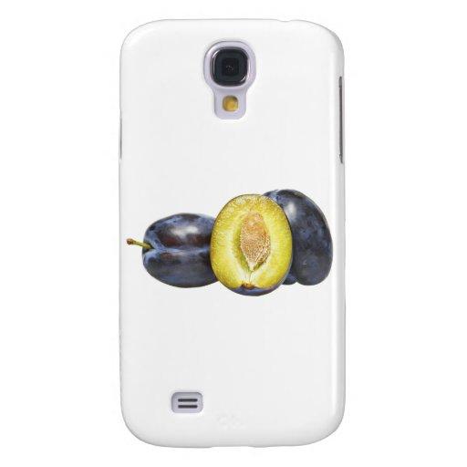 Plum Galaxy S4 Case