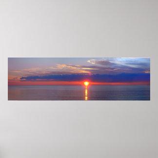 Plum Island Sunrise Poster