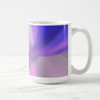 Plum Juices Pastel Abstract Coffee Mug