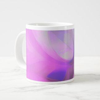 Plum Juices Pastel Abstract Giant Coffee Mug