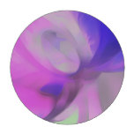 Plum Juices Pastel Abstract Poker Chips