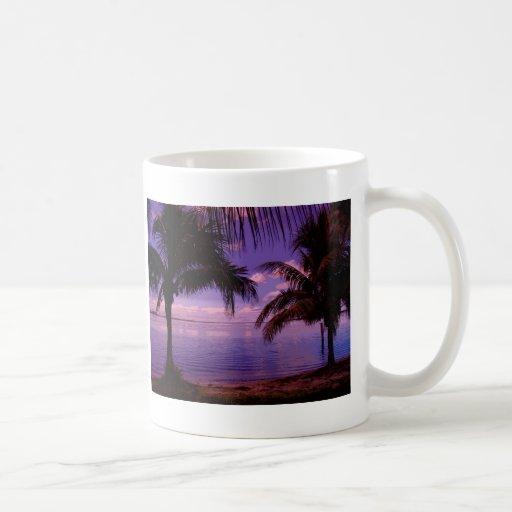 Plum Paradise Mugs