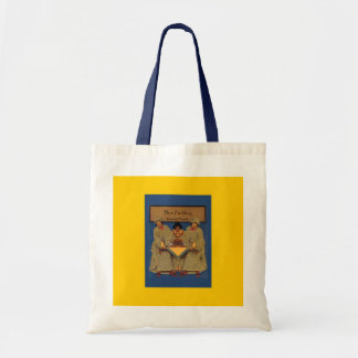 Plum Pudding Bag