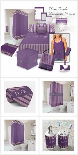 Plum Purple Lavender Mauve