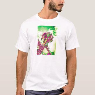 Plum Robot T-Shirt