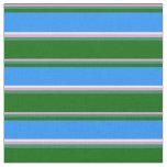 [ Thumbnail: Plum, Sea Green, Dark Green, Blue, and White Fabric ]