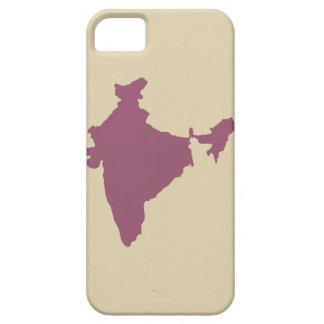 Plum Spice Moods India iPhone SE/5/5s Case
