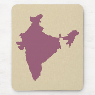 Plum Spice Moods India Mouse Pad