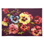 Plum Spring Flower Placemat