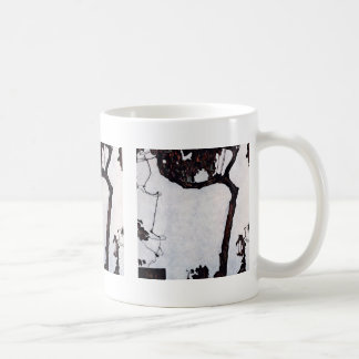Plum Tree By Schiele Egon Mugs
