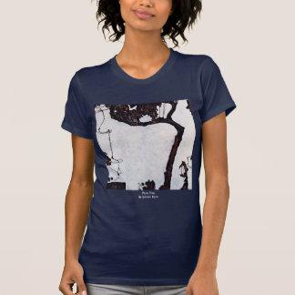 Plum Tree By Schiele Egon T-Shirt