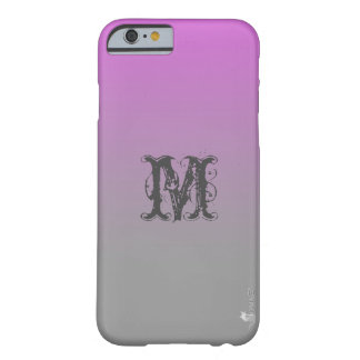Plum Vista Ombre Shaded Custom iPhone 6/6s Case