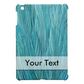 Pluma del azul del personalizar