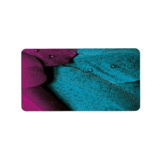 Plumage Personalized Address Labels