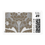 Plumage Vintage Floral A by Ceci New York Stamps