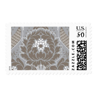 Plumage Vintage Floral B by Ceci New York Postage