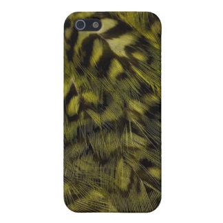 plumaje del kakapo iPhone 5 fundas