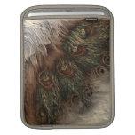 Plumas abstractas de la fantasía funda para iPads
