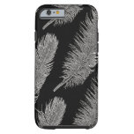 Plumas Funda De iPhone 6 Tough