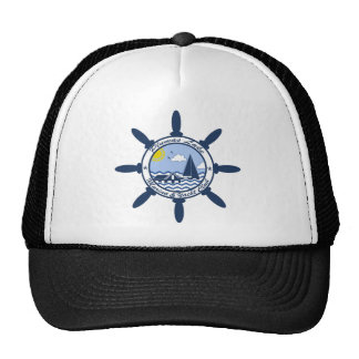 Plumas Lake Mesh Hat