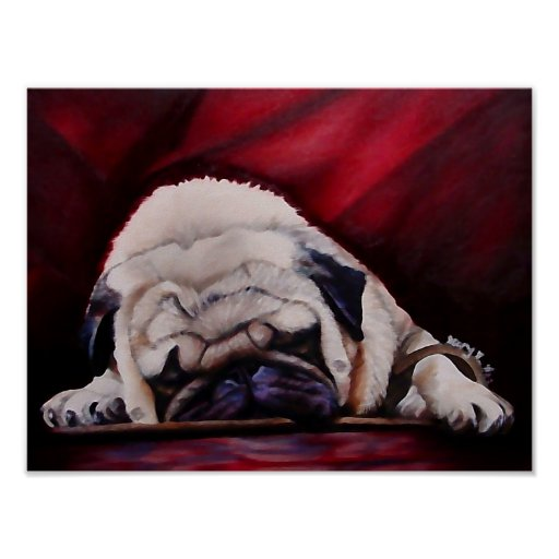 Plumb Tuckered Out Poster Zazzle