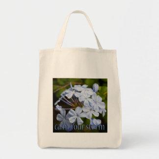 Plumbago Tote Bags