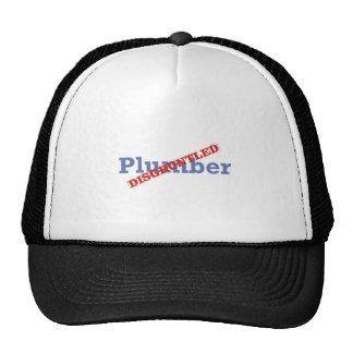 Plumber / Disgruntled Trucker Hat