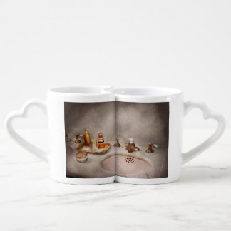 Plumber - First thing in the morning Coffee Mug Set