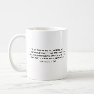 Plumber / Genesis Mugs