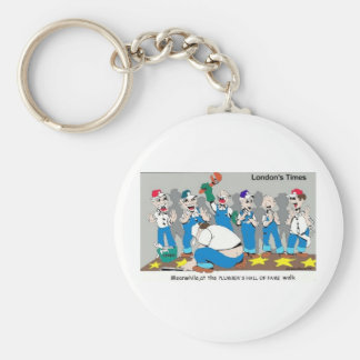 Plumber Hall Of Fame Funny Gifts Tees Collectibles Keychain