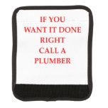 plumber handle wrap