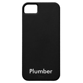 Plumber iPhone SE/5/5s Case