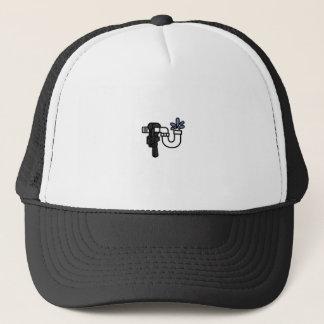 Plumber Logo Trucker Hat