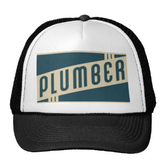 Plumber Pride - hats, mugs, fun plumbing stickers Trucker Hat