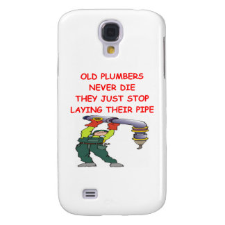 PLUMBER SAMSUNG GALAXY S4 COVERS