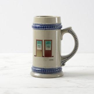 Plumbers at Large Coffee Mugs