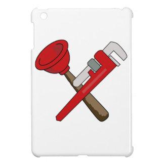 Plumbers Tools Cover For The iPad Mini
