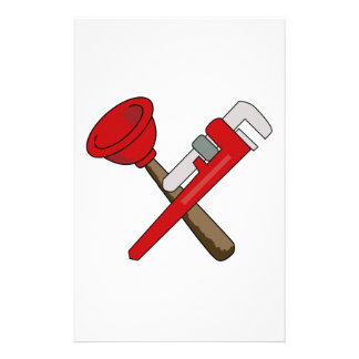 Plumbers Tools Stationery